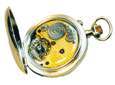 >> List of Watches and Clocks